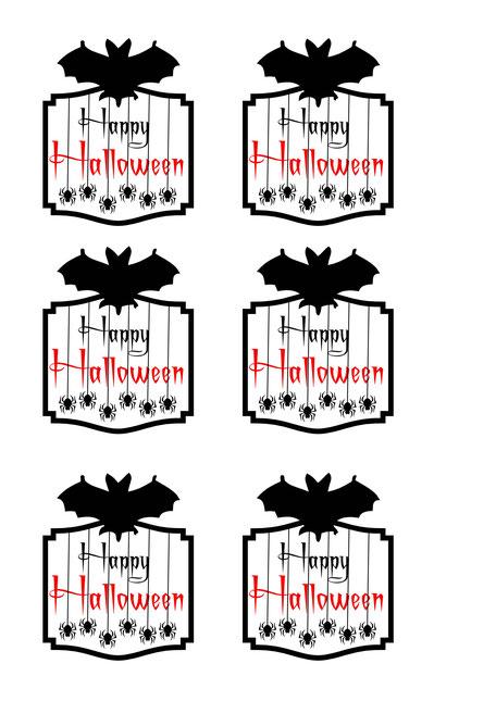 Halloween Schachtel