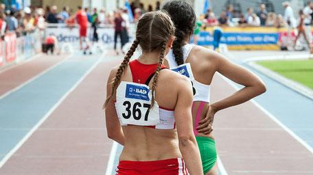 Leichtathletik sportabzeichen kinder jugendliche TV-Pfaffenweiler