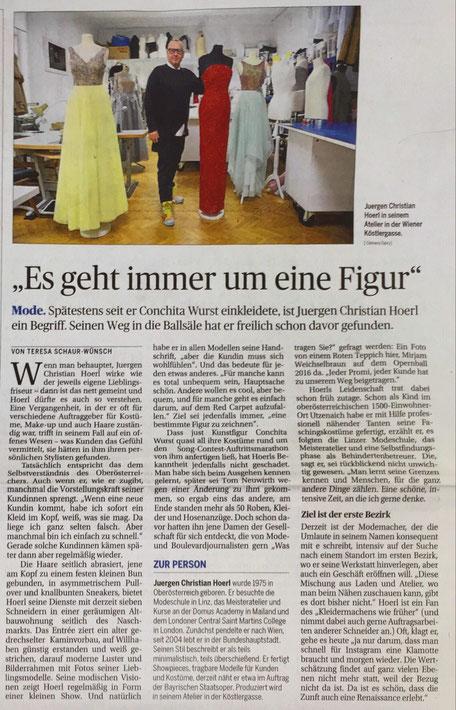 Mode Fashion Designer Austria Austrian Designer Abendkleid aus Wien