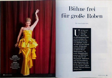 Cathy Zimmermann wears JCHOERL | Wiener Journal