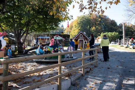 Familien-Restaurant Waldegg mit Spielplatz
