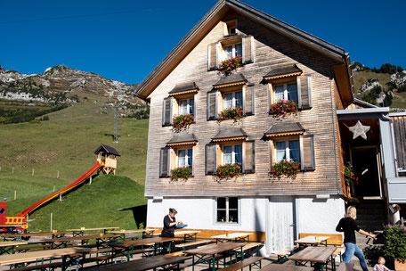 kinderfreundliches Ausflugsrestaurant Holzstübli