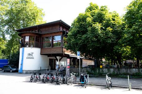 kinderfreundliches Tierpark-Restaurant Dählhölzli