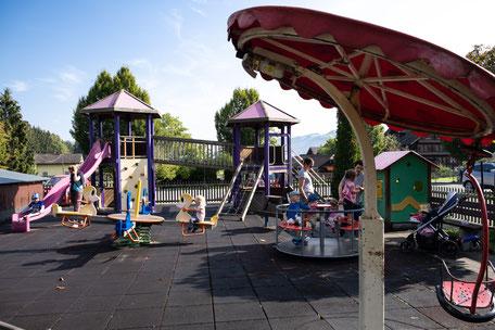 restaurantspielplatz für kinder