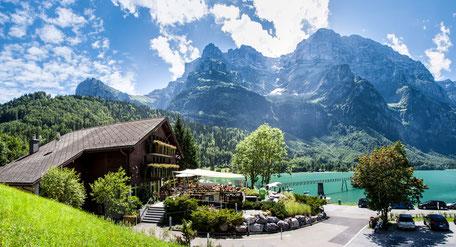 familienfreundliches Restaurant Rhodannenberg