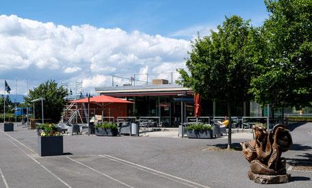 familienfreundliches Restaurant Le Rouelbeau