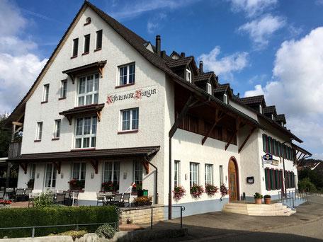 kinderfreundliches Restaurant Bürgin