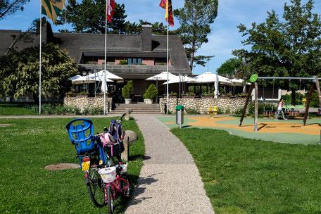 familienfreundliches Restaurant Grand Donzel