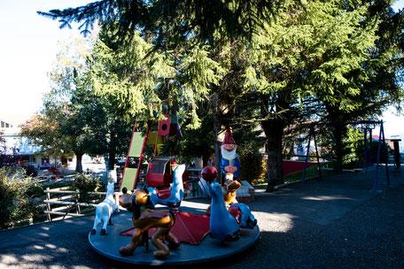 Spielplatz beim Familien-Restaurant Sedel
