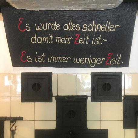 Atelier-Café Atelier Café Restaurant Landbeiz Beiz Besenbeiz Daniel Gisler Kunst Maler Kunstmaler Kulinarik Krinau Toggenburg Ostschweiz