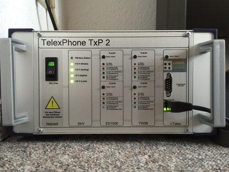 TelexPhone 2 / i-Telex in einem Gehäuse