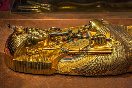 Rekonstuktion des Grabs von Tutanchamun - ÄGYPTEN
