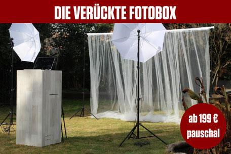 Fotobox günstig mieten Hessen