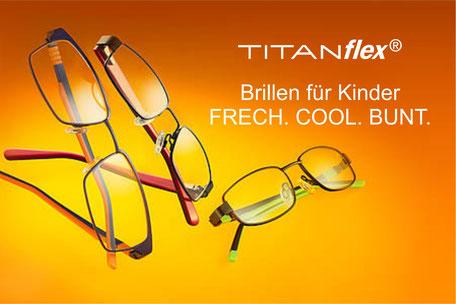 Titanflex Kindenbrillen