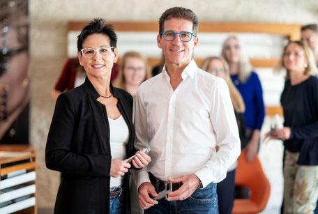Kerstin und Bertold Meier