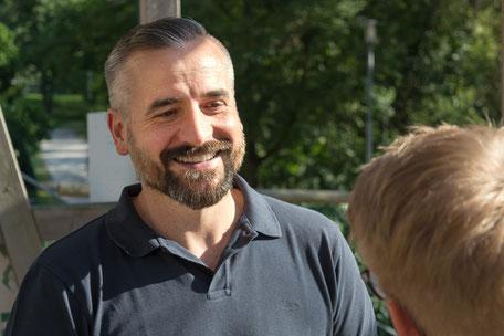 Tom Bühler - Ihr Coach bei TB-Coaching für Hypnose, NLP