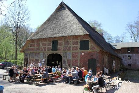 Die alte Wassermühle (Karoxbostel)