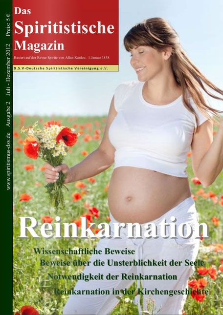 Cover Spiritistisches Magazin Nr. 03