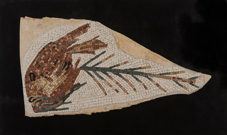 Mosaico tradizionale - Mosaici di Aquileia  - Quadro