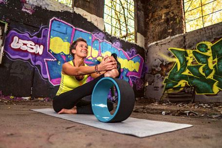 Yoga Online Kurse Claudia Poggemann