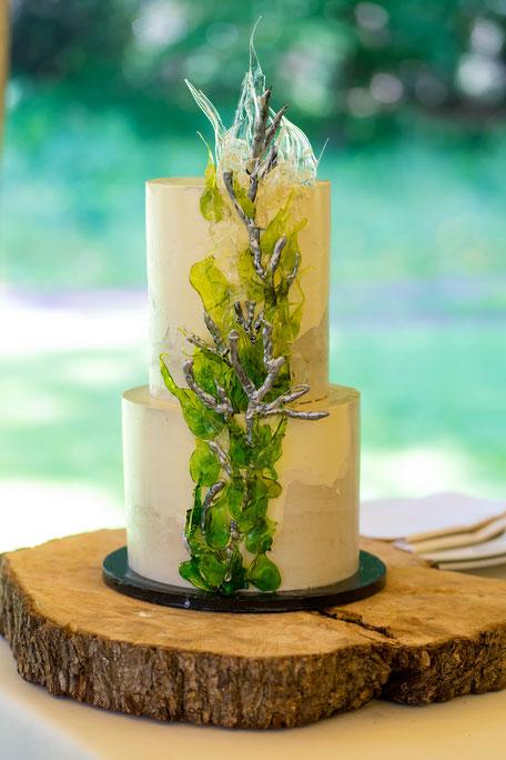 weddingcake, bruidstaart, taart op maat, bruiloftinspiratie, bruiloft, isomalt, betonlook cake