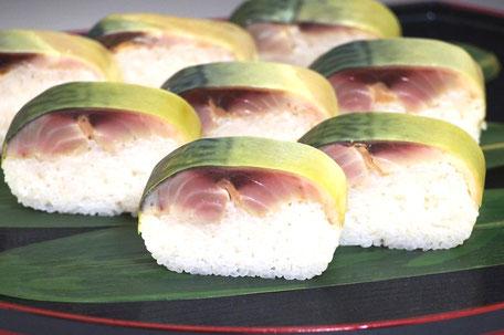 鯖寿司は京都の門