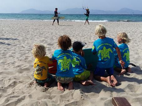 Windsurfing school Horizon Surfing Kos.Greece