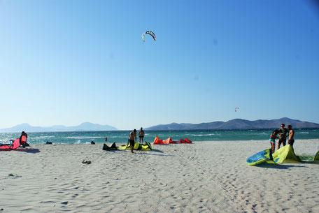 Horizon Kitesurfing Tigaki Kos Greece