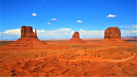 Fernreisen Vorschläge USA Nationalparks