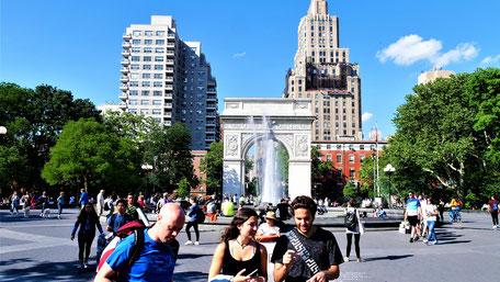 USA Tipps New York Park und Plätze