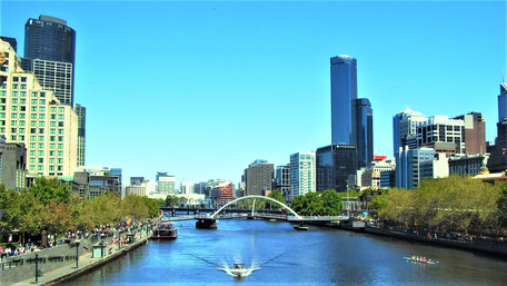 Reiseberichte Australien Melbourne