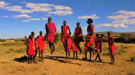 Fernreisen Vorschläge Kenia