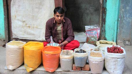 Reise Finanzen Trinkgeld Indien