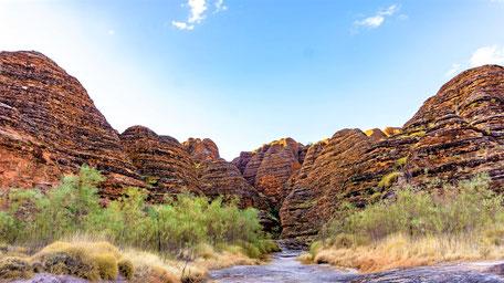 Reiseberichte Australien Nationalparks