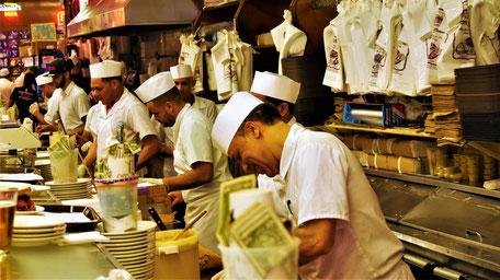 USA Tipps New York essen wie die Locals