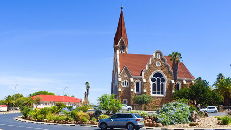 Namibia Tipps Windhoek