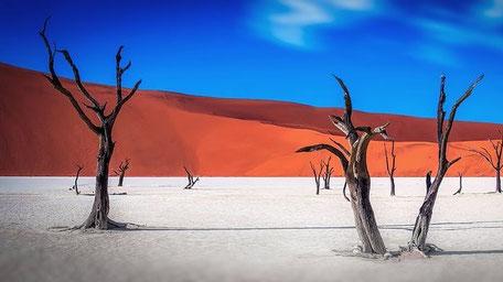 Fernreisen Vorschläge Namibia