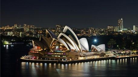 Fernreisen Reiseziele Australien
