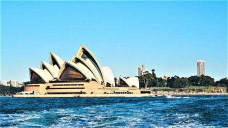 Reiseberichte Australien Top Städte