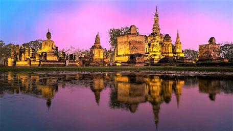 Fernreisen Vorschläge Thailand