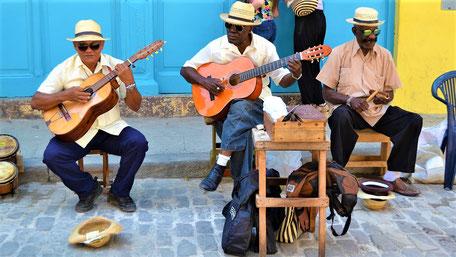 Fernreisen Vorschläge Kuba