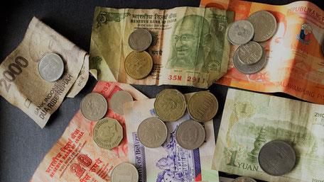 Fernreisen Insider Tipps Reisefinanzen
