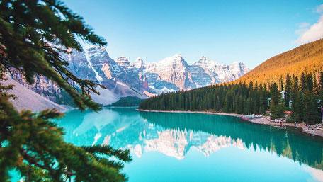 Fernreisen Vorschläge Kanada