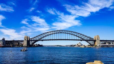 Reiseberichte Australien Sydney