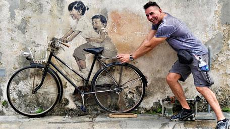 Malaysia Tipps Street Art Penang