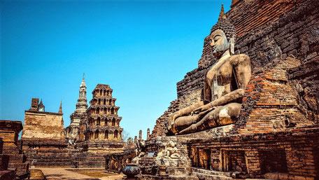 Thailand Tipps Sukhothai