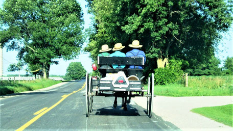 USA Tipps Amish People