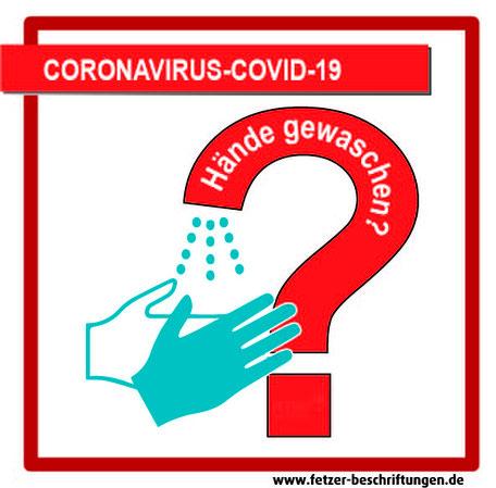 corona verhaltensregeln pdf
