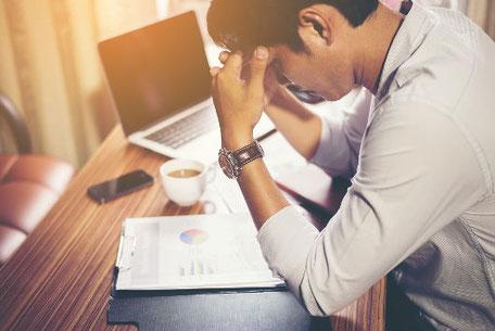 REVITALIS Wie erkenne ich Stress?