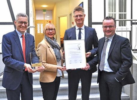 REVITALIS GmbH CHA Award Volksbank Beckum Lippstadt
